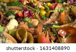 Food Waste And Kitchen Scraps....