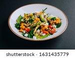 Warm Salad With Pumpkin ...