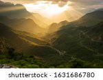 The Majestic Moutain Ranges And ...