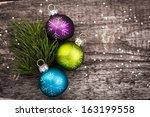 Christmas Decoration Ball On...
