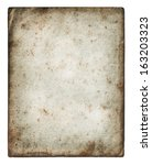 old paper textures   perfect... | Shutterstock . vector #163203323