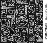 spa salon background for your... | Shutterstock .eps vector #1632192403