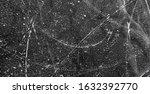 ice hockey scratches on frozen...   Shutterstock . vector #1632392770