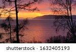 Nature In Twilight Period ...