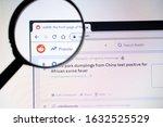 los angeles  california  usa  ... | Shutterstock . vector #1632525529