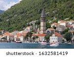 Perast  Montenegro  June 13 ...