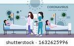 coronavirus infect control...   Shutterstock .eps vector #1632625996