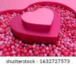 Valentines Day Abstract...