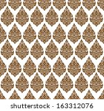 artistic of traditional line... | Shutterstock .eps vector #163312076