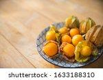 Gape Gooseberries And Natural...
