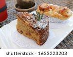 Cake  Banana Cake And Danish...