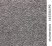 gray carpet texture | Shutterstock . vector #163336190