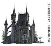 3d Illustration Of Fairy Tale...