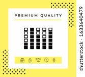 spectrum analyzer  equalizer... | Shutterstock .eps vector #1633640479