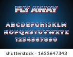 modern strong bold font effect...   Shutterstock .eps vector #1633647343