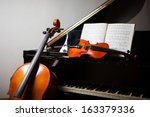 Classical Music Concept  Cello  ...