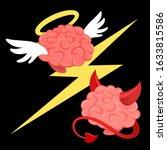 vector creative illustration of ...   Shutterstock .eps vector #1633815586
