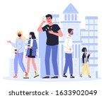 2019 ncov covid 19 symptoms and ... | Shutterstock .eps vector #1633902049