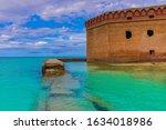 Dry Tortugas Key West Florida Landscape