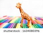 Play Clay Animals. Giraffe On...