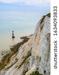 Seven Sisters Chalk Cliffs And...