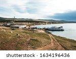 Olkhon Island  Lake Baikal ...