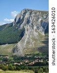piatra secuiului  szekelyko... | Shutterstock . vector #163426010