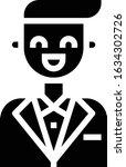groom   wedding icon set. high...