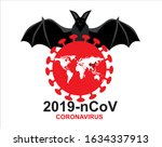 wuhan coronavirus 2019 ncov... | Shutterstock .eps vector #1634337913