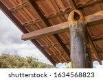 Mud Birds Nest Of Swallows Made ...