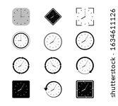 alarm clock icon consists of...