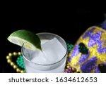 Alcoholic Beverage And Purple ...