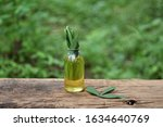 Small photo of Herbal volatile oil The doctor chose to extract the volatile oil for health.