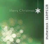 scalable minimal shiny hexagon...   Shutterstock .eps vector #163491128