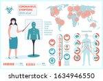 vector infographics set ... | Shutterstock .eps vector #1634946550