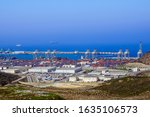 The Port Of Tangier Med Locate...