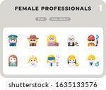 female professional careers...