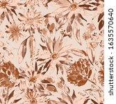 watercolor seamless pattern... | Shutterstock . vector #1635570640