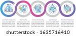 indoor plants concern vector...   Shutterstock .eps vector #1635716410