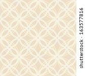 the geometric pattern. seamless ... | Shutterstock .eps vector #163577816