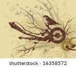 abstract grunge design  vector... | Shutterstock .eps vector #16358572