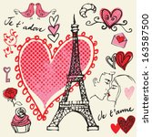 Love   Romance In Paris...
