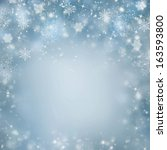 christmas card | Shutterstock . vector #163593800