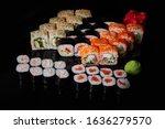 philadelphia california set...   Shutterstock . vector #1636279570