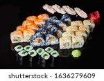 philadelphia california set...   Shutterstock . vector #1636279609