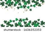 st. patrick day vector...   Shutterstock .eps vector #1636352353