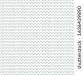 metal texture on white... | Shutterstock . vector #1636439890