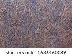 close up of bronze metal... | Shutterstock . vector #1636460089