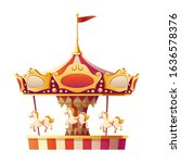 Carousel Merry Go Round With...