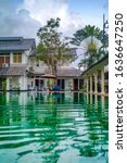 koh samui thailand  8 january...   Shutterstock . vector #1636647250